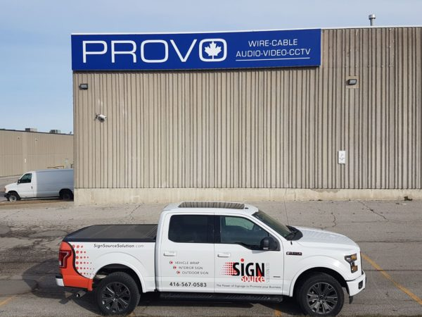 Provo Outdoor Signs