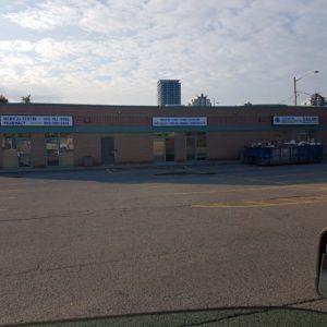 Atkinson Medical Center Outdoor Signs