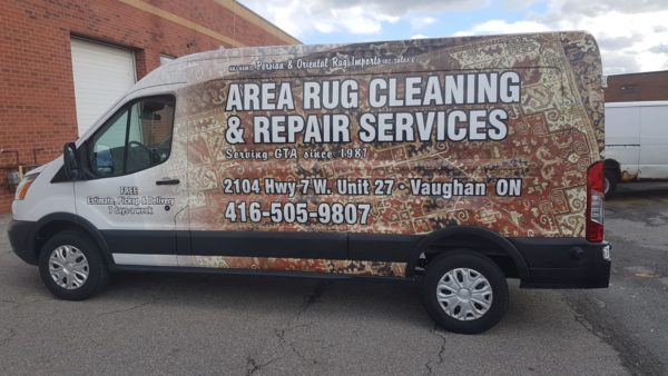 Spinter Full Van Wraps