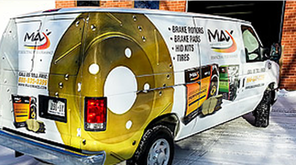 Max Vehicle Wraps