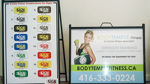 Trade Show banners stands