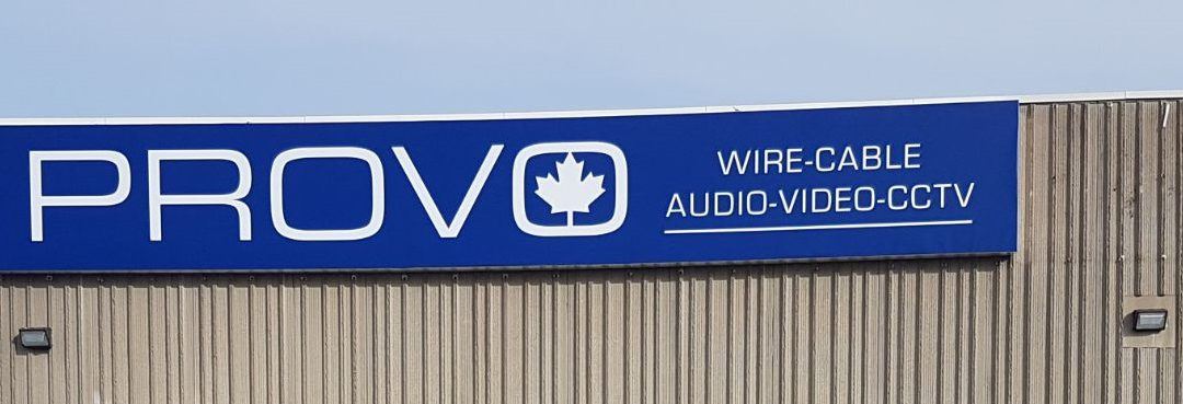 new exterior business sign on hwy 407 rh signsourcesolution com Flashing Arrow Sign Wiring-Diagram 3-Way Wiring Diagram