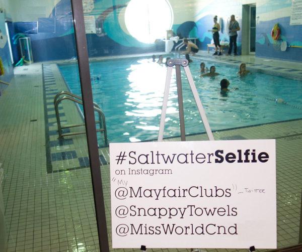 Saltwater Selfie Sign
