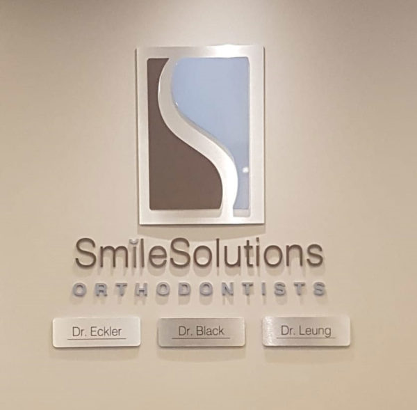 Lobby Signs | Reception Signs | Custom Office Logo Sign
