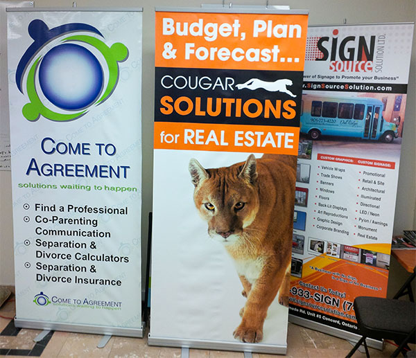 Stand Out At Your Next Trade Show With Custom Banners