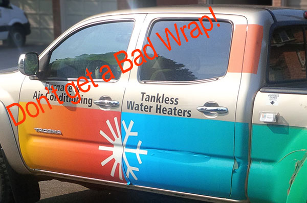 Vehicle Wraps Custom Vehicle Graphics Fleet Graphics
