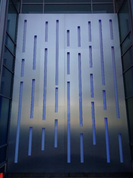 coloured LED lights