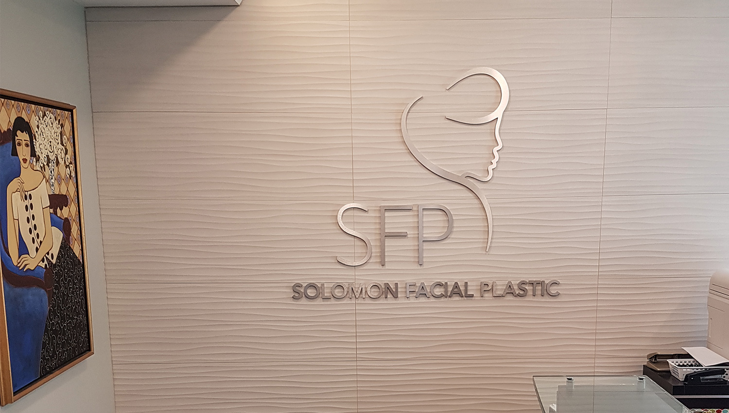 Company Logo signage by sign source solution – toronto, on | company ...