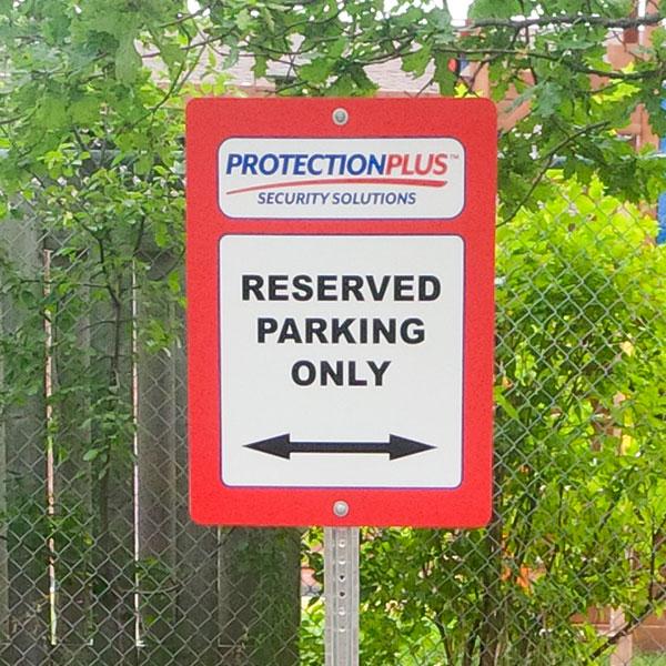 parking sign toronto