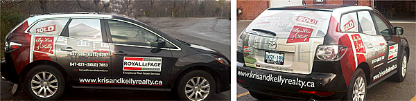 car graphics toronto