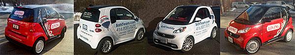 smart car vinyl wraps toronto