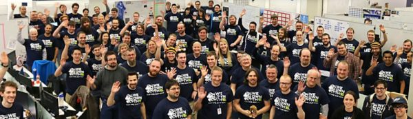software company staff